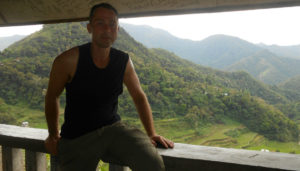 Banaue Rice Terraces.