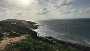 View along the way to Pedra Furada.