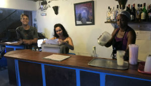 Most hostels have friendly bilingual staff. This can make your stay so much more enjoyable. The staff at Galaria13 Hostel are awsome! Thanks guys!