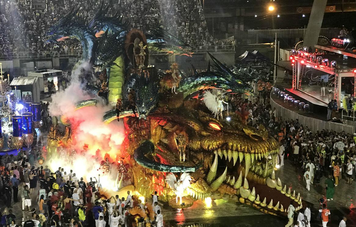 Carnival In Rio 2017