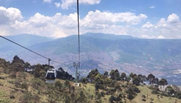Medellín featured image cable line Par Avri